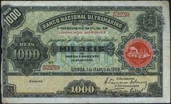 110.550.270: Banknoten - Afrika - Mosambik