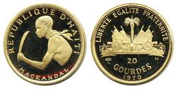60.150: Amerika - Haiti