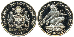 60.140: Amerika - Guyana
