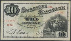 110.420: Banknoten - Schweden
