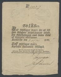 110.420: Banknotes - Sweden