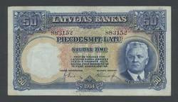 110.240: Banknotes - Latvia