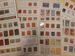 7382: Collections and Lots Latin America - Stamps bulk lot