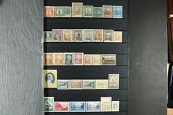 7382: Sammlungen und Posten Latein-Amerika - Engros