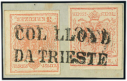 4745300: Österreich Abstempelungen