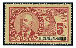 4730: Upper Senegal and Niger