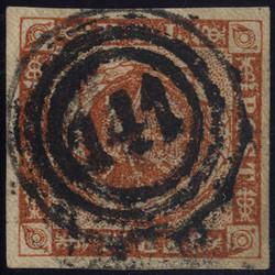 90: Altdeutschland Schleswig Holstein - Dienstmarken
