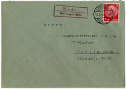 112800: Deutschland Ost, Plz Gebiet O-28, 280 Ludwigslust