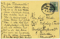 119610: Deutschland Ost, Plz Gebiet O-96, 961 Glauchau