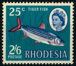 5355: La Rhodésie
