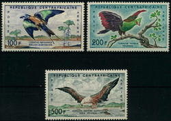 6740: Central Africa Republic