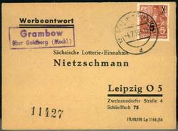 112860: Deutschland Ost, Plz Gebiet O-28, 286 Lübz