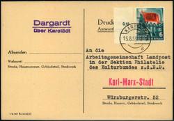 112900: Deutschland Ost, Plz Gebiet O-29, 290 Wittenberge