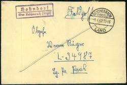 119800: Deutschland Ost, Plz Gebiet O-98, 980 Reichenbach
