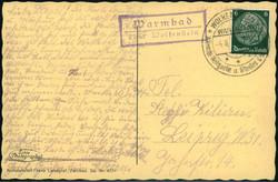 119360: Deutschland Ost, Plz Gebiet O-93, 936-937- Zschopau