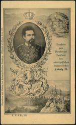 243428: Geschichte, Deutscher Adel, Ludwig II