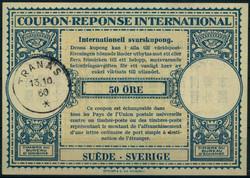 5625: Schweden - Internationaler Antwortschein