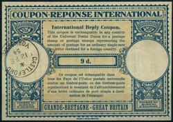 2865: Grossbritannien - Internationaler Antwortschein