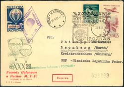 4945: Polen - Vignetten