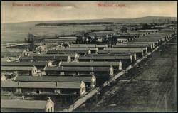 482080: Military, WW-I, Unit Training Areas