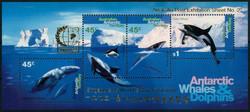 1765: Australien Gebiete in der Antarktis