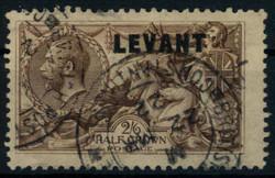 2895: Grossbritannien Britische Post in der Türkei