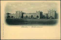 482024: Military, WW-I, Barracks, Bunkers