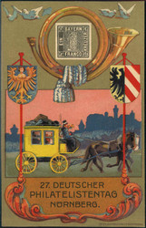213500: Postal History, Philatelists Days and Meetings