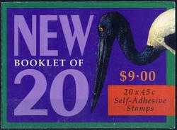 1750: Australien - Markenheftchen