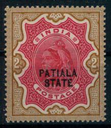 3215: Indien Staaten Patiala