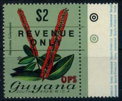2950: Britisch Guayana - Dienstmarken