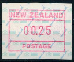 4565: Neuseeland - Automatenmarken