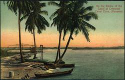 4890: Panama Kanalzone - Postkarten