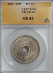 70.370: Asien (mit Nahem Osten) - Palästina