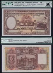 110.570.120: Banknoten - Asien - Hong Kong