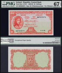 110.180: Banknotes - Ireland