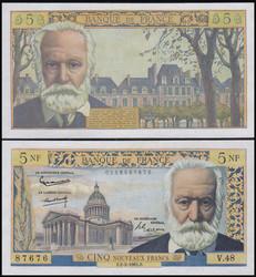 110.110: Banknoten - Frankreich