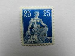 5660: Schweiz Dienstmarken für Kriegswirtschaft