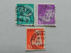 5655164: Schweiz Free postage for non-profit institutions