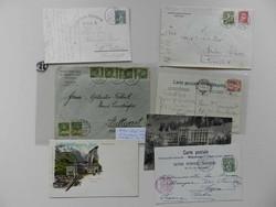 7912: Sammlungen und Posten Ansichtskarten Europa West - Postkarten