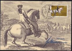 1420: Bundesrepublik Deutschland - Autographen
