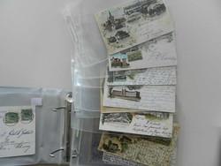 7930: Sammlungen und Posten Ansichtskarten alle Welt - Sammlungen