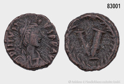 20.10.30.20: Mittelalter - Völkerwanderung - Ostgoten - Theoderich, 493 - 526