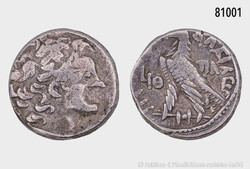 10.20.980.80: Antike - Griechen - Ptolemaische Könige von Ägypten - Ptolemaios X. Alexander I., 107-88 v. Chr.