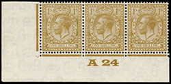 2865170: Great Britain King George V
