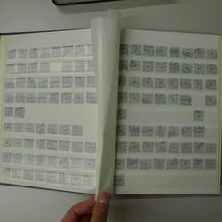 7240: Sammlungen und Posten Altschweiz - Eisenbahnmarken