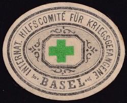 5655160: Schweiz Portofreiheit für das Rote Kreuz