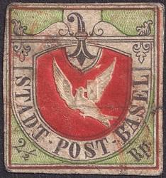 5650: Schweiz Kanton Basel