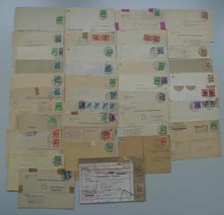 840530: Banknoten Briefmarken Notgeld - Ganzsachen