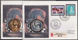 8320: Münzen Schweiz
